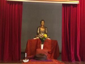 Buddha Rupa shrine